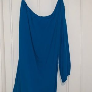 One arm top/dress
